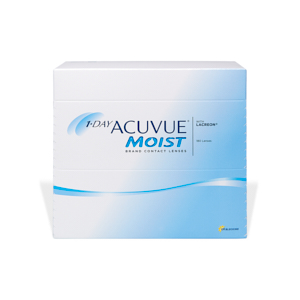 Kauf von 1 Day Acuvue Moist 180 Kontaktlinsen