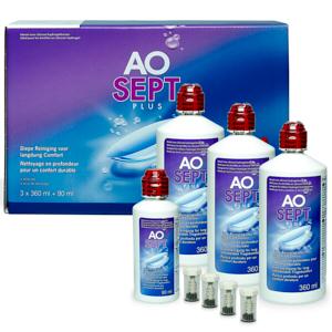 Kauf von Aosept Plus 3x360ml + 90ml Pflegemittel
