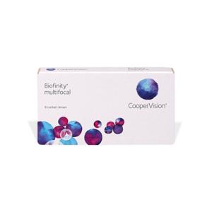 Kauf von Biofinity Multifocal 6 Kontaktlinsen
