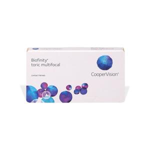 Kauf von Biofinity Multifocal Toric Kontaktlinsen
