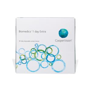achat lentilles Biomedics 1 Day Extra 90