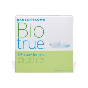 achat lentilles Biotrue One Day (90)