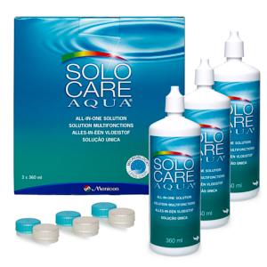 Kauf von SOLOCARE AQUA 3x360ml Pflegemittel