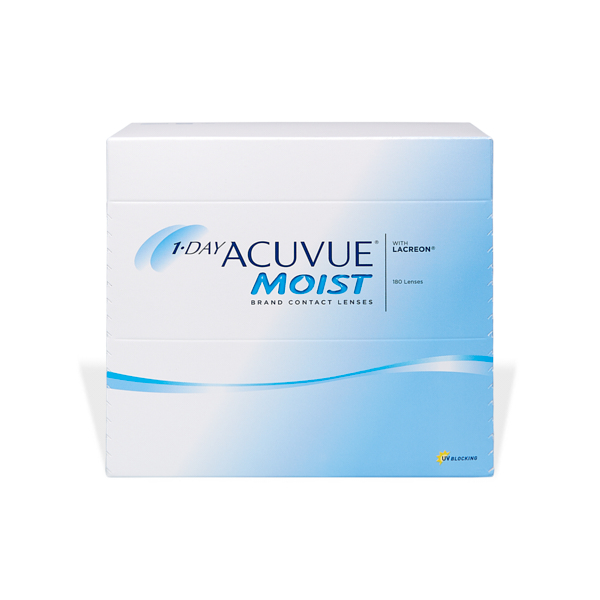 1-Day ACUVUE Moist (180) Pflegemittel
