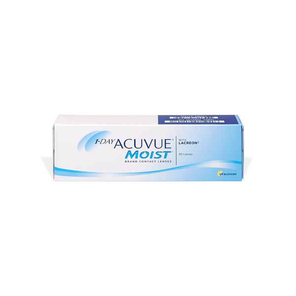 1-Day ACUVUE Moist (30) Pflegemittel
