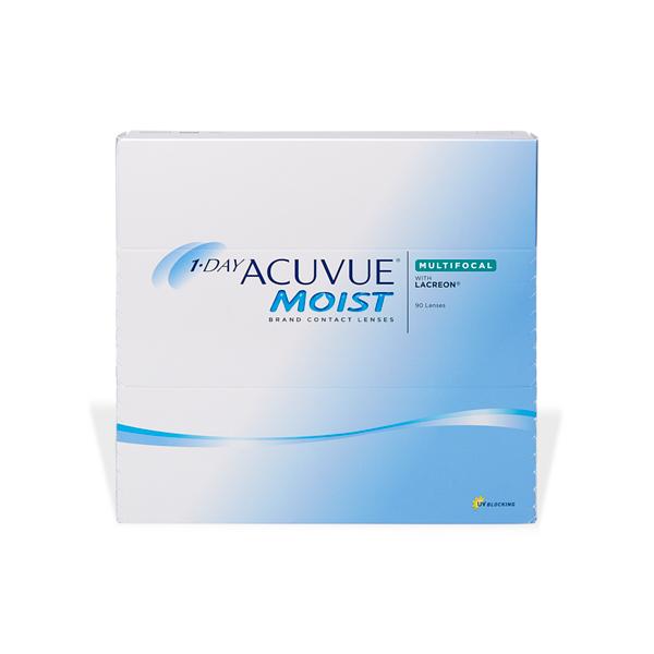 1 Day Acuvue Moist for Presbyopia (90) Pflegemittel