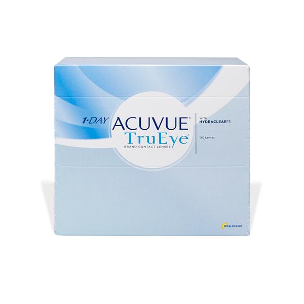 produit lentille 1-Day ACUVUE TruEye (180)