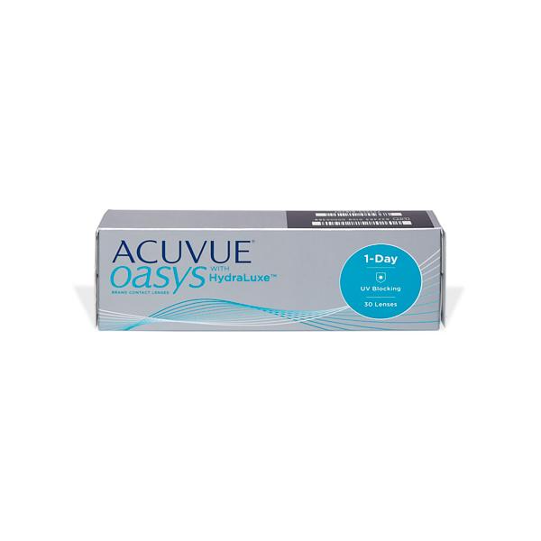 ACUVUE Oasys 1-Day 30) Pflegemittel