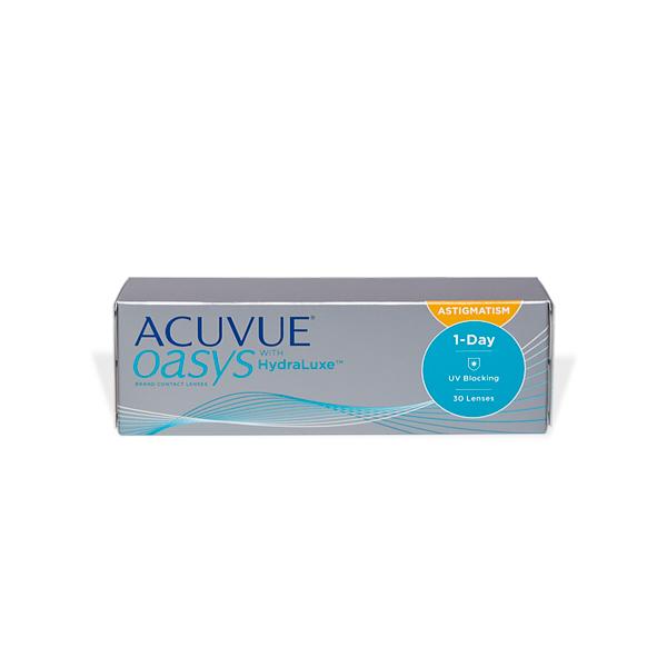 ACUVUE Oasys 1-Day For Astigmatism (30) Pflegemittel