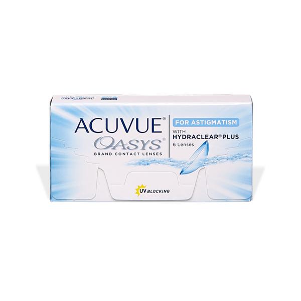 ACUVUE Oasys for Astigmatism (6) Pflegemittel