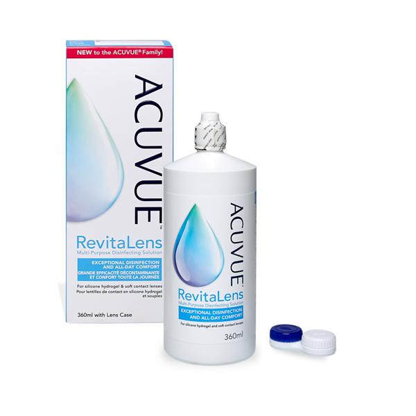 Acuvue RevitaLens 360ml Pflegemittel