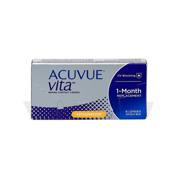 ACUVUE VITA for Astigmatism (6) Pflegemittel