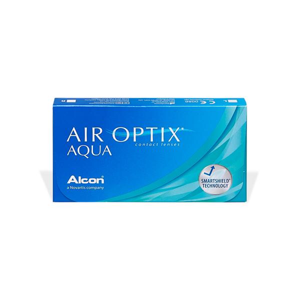 Air Optix Aqua (6) Pflegemittel