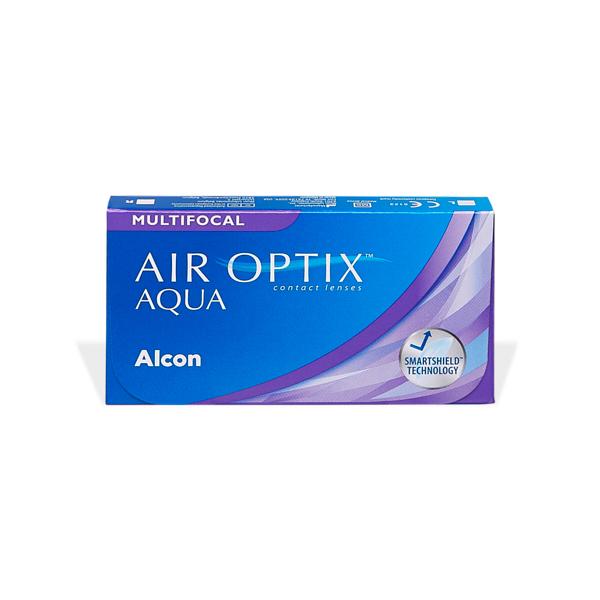 Air Optix Aqua Multifocal (6) Pflegemittel