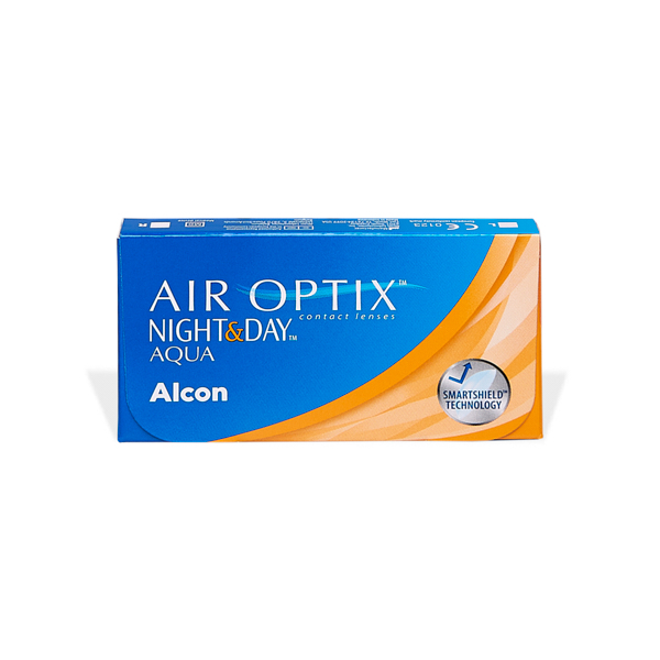 Air Optix Night & Day Aqua (6) Pflegemittel