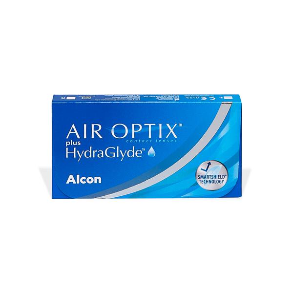 Air Optix Plus Hydraglyde (3) Pflegemittel