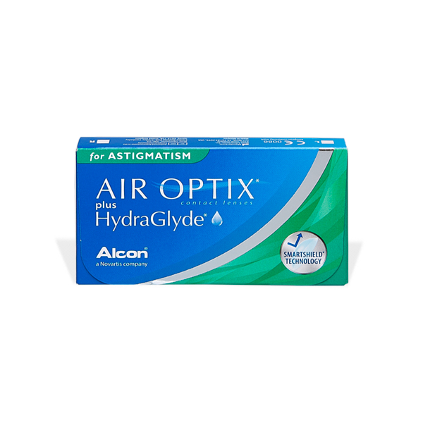 Air Optix plus Hydraglyde for Astigmatism (3) Pflegemittel
