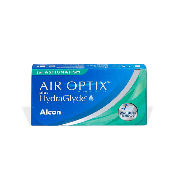 Air Optix plus Hydraglyde for Astigmatism (6) Pflegemittel