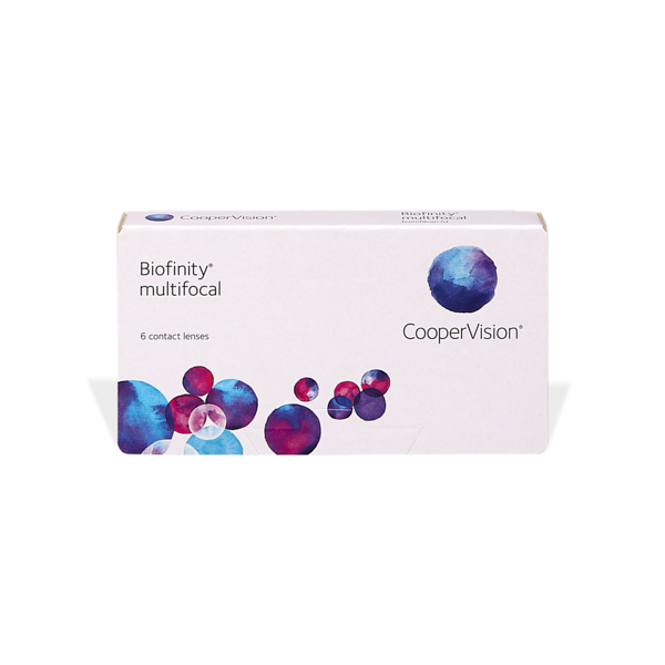 Biofinity Multifocal (6) Pflegemittel