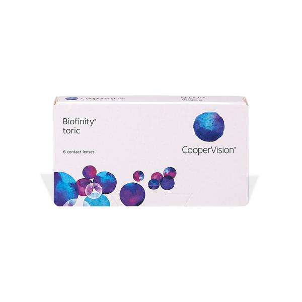 Biofinity Toric (6) Pflegemittel