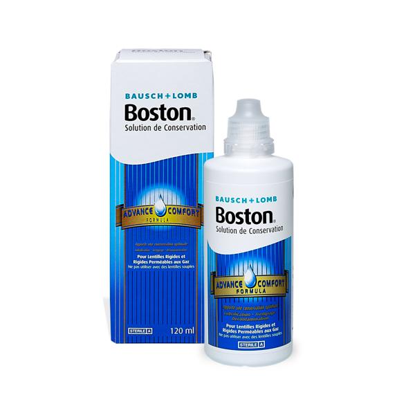 produit lentille Boston Advance Comfort 120ml