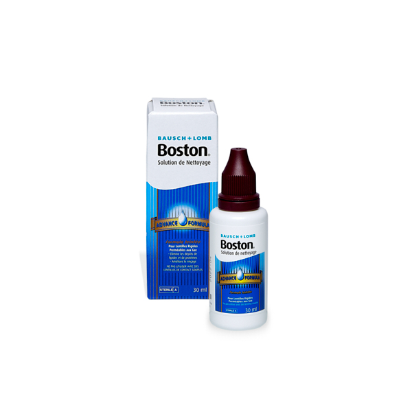 produit lentille Boston Advance Formula 30ml