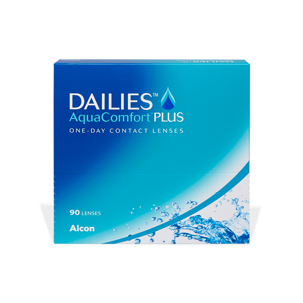 DAILIES AquaComfort Plus (90) Pflegemittel