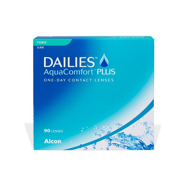 DAILIES AquaComfort Plus Toric (90) Pflegemittel