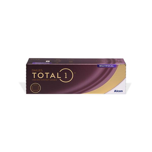 DAILIES TOTAL 1 Multifocal (30) Pflegemittel