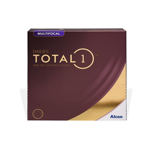 DAILIES TOTAL 1 Multifocal (90) Pflegemittel