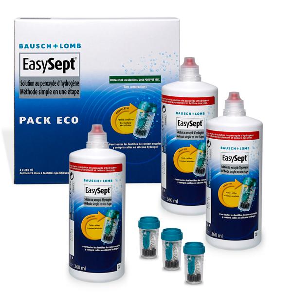 EasySept 3x360ml Pflegemittel