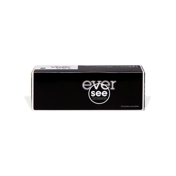 produit lentille Eversee Comfort Plus Silicone Hydrogel (30)