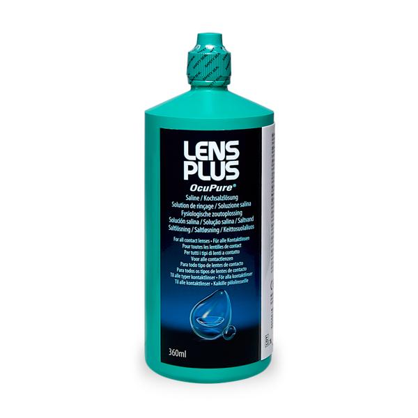 Lens Plus OcuPure 360ml Pflegemittel