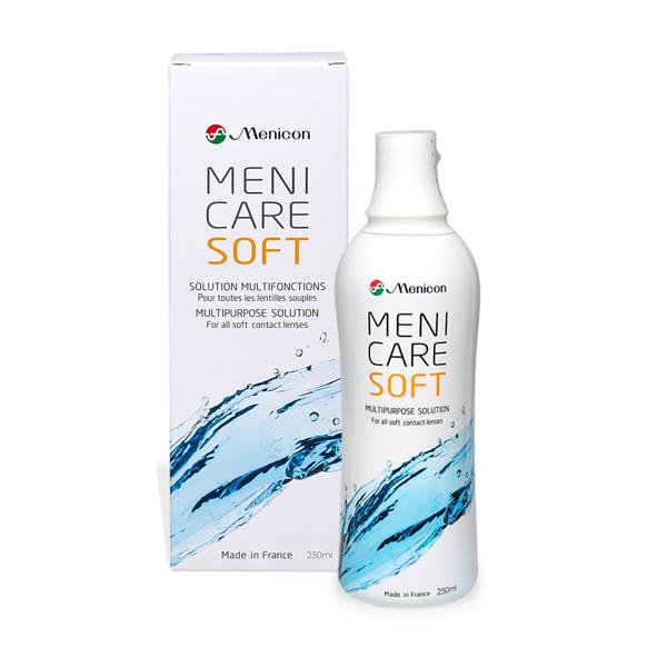 Menicare Soft 250ml Pflegemittel