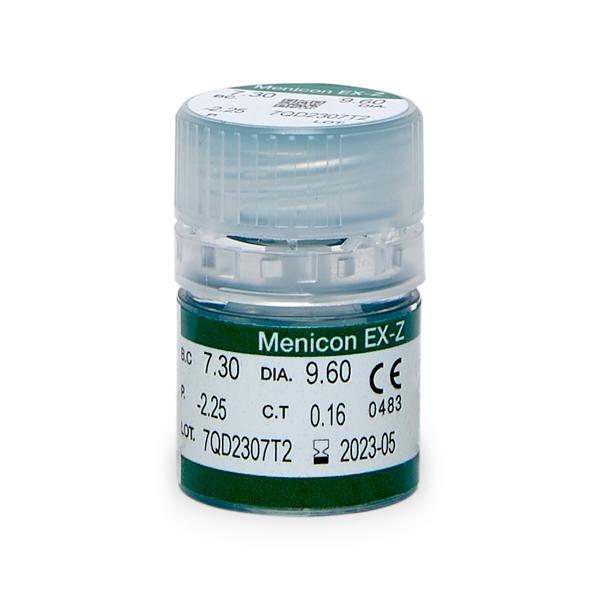 prodotto per la manutenzione Menicon EX-Z (1)