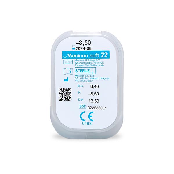 prodotto per la manutenzione Menicon Soft 72 (1)