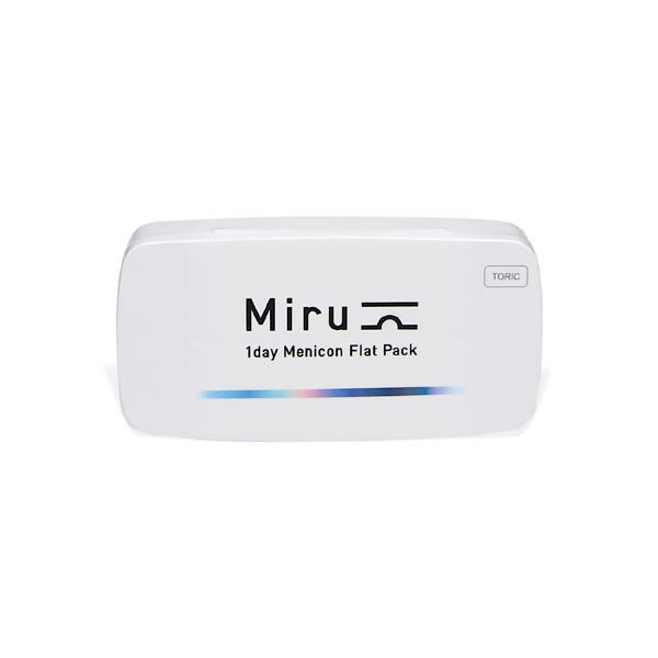 prodotto per la manutenzione Miru 1day Flat Pack Toric (30)