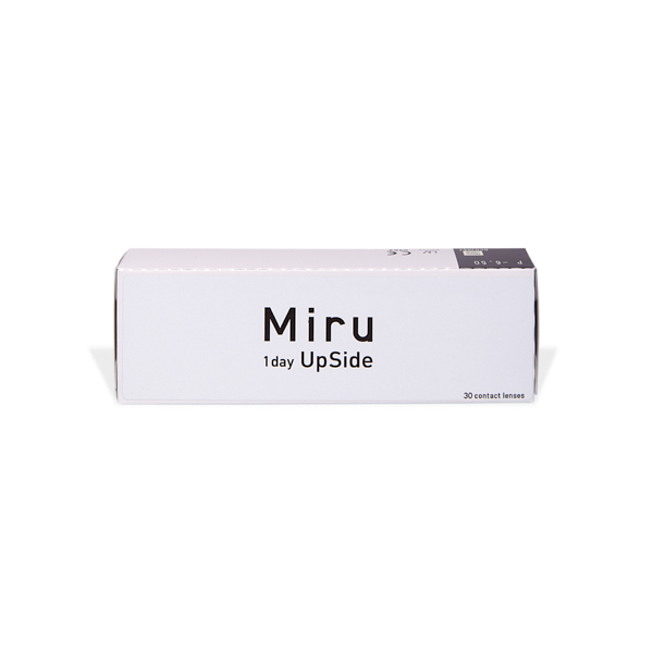 produit lentille Miru 1day Upside (30)