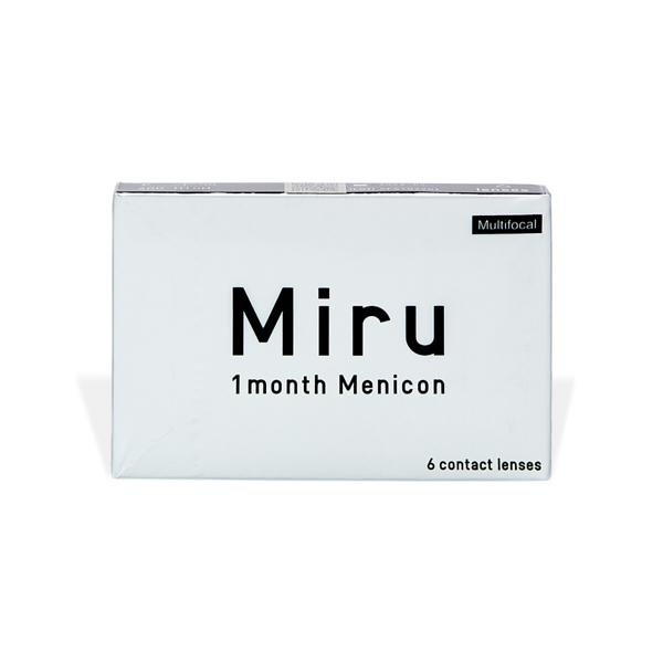 Miru 1month Multifocal (6) Pflegemittel