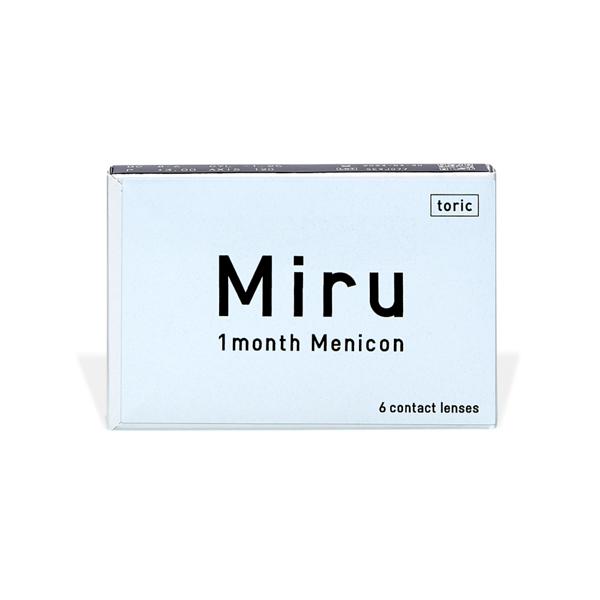 Miru 1month Toric (6) Pflegemittel