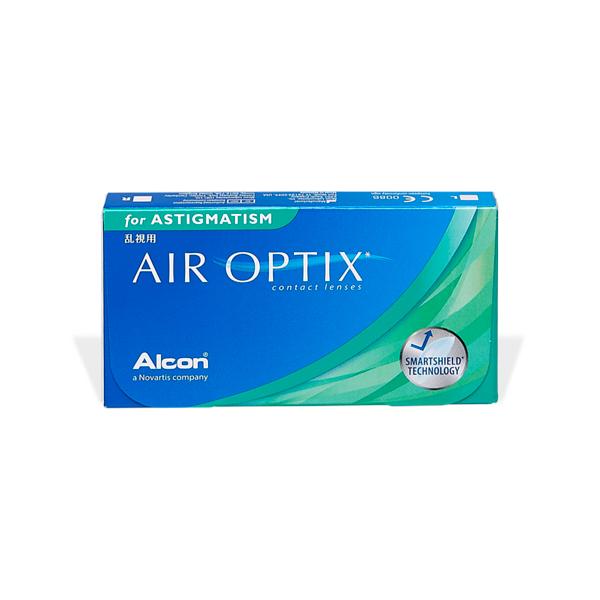Air Optix for Astigmatism (3) Pflegemittel