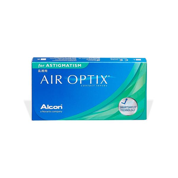 produit lentille Air Optix for Astigmatism
