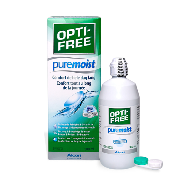 prodotto per la manutenzione OPTI-FREE puremoist 300ml