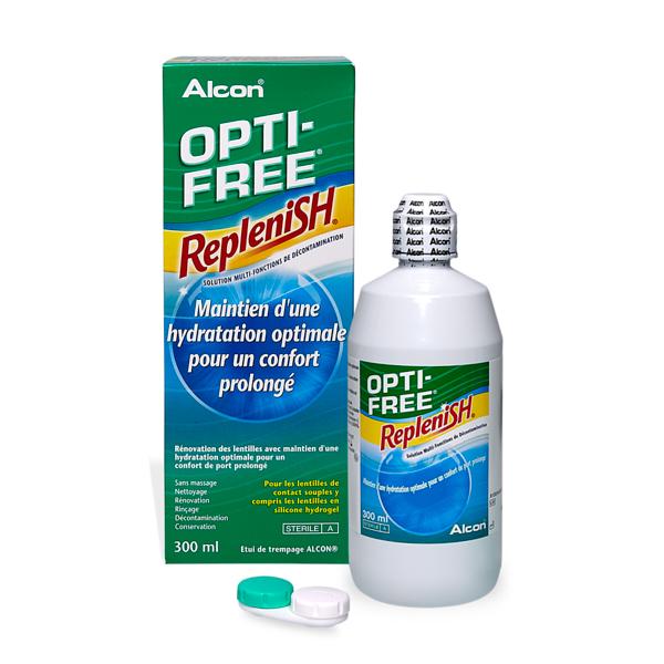 prodotto per la manutenzione OPTI-FREE RepleniSH 300ml