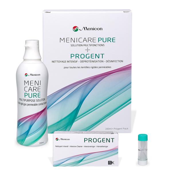 Menicare Pure + Progent Pflegemittel