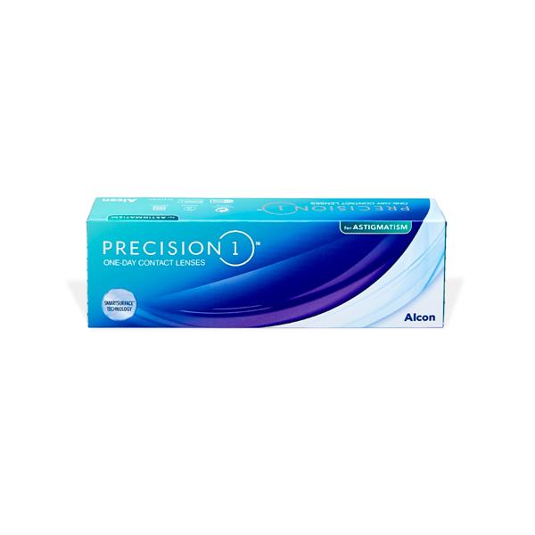 produit lentille PRECISION 1 for Astigmatism (30)