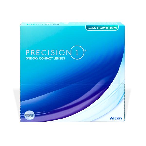 PRECISION 1 for Astigmatism (90) Pflegemittel