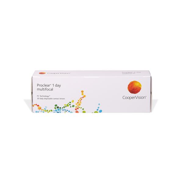 Proclear 1 day multifocal (30) Pflegemittel