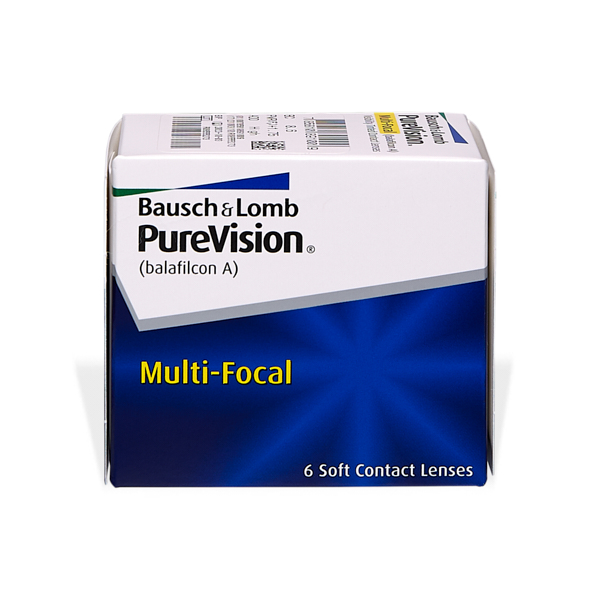 PureVision Multi-Focal (6) Pflegemittel