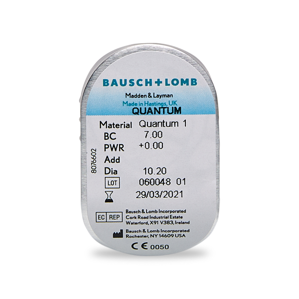 Quantum I (1) Pflegemittel